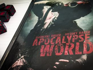 Apocalypse World 2nd Edition