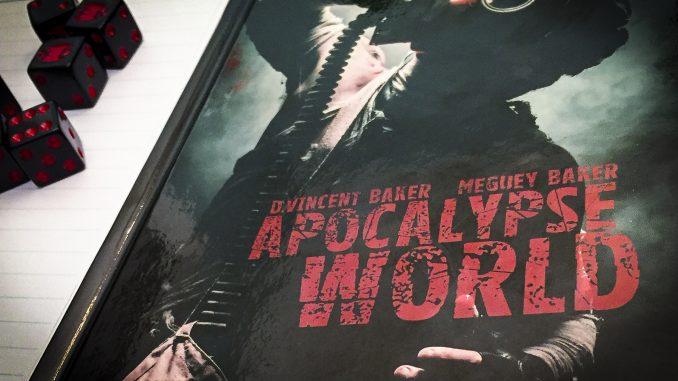 Apocalypse World 2nd Edition