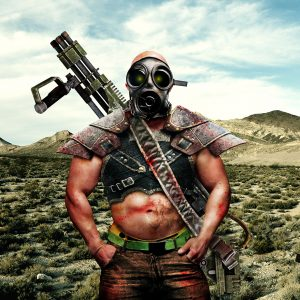 Apocalypse World - Machine Gun Joe Viterbo
